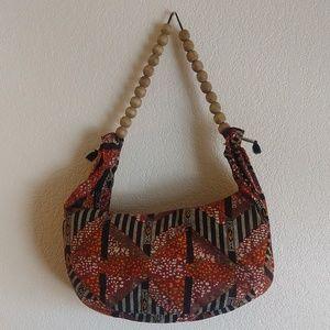 Vintage African purse bag